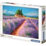 Clementoni Jeu CLEMENTONI Lavender scent - 500 pièc