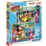 Clementoni Jeu CLEMENTONI Mickey and the Roadster R