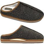 Chaussures d'automne marron pour homme