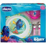 Coffret Repas Finding Dory Chicco Rose