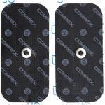 Compex 2 Électrodes 1 Snap 5x10cm sachet de 2 electrodes