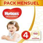Couches Huggies Taille 4