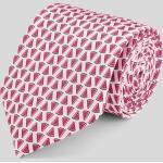 Cravate Classique En Soie Avec Imprimé Pastèques - Rose par Charles Tyrwhitt