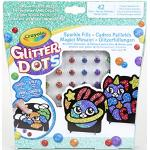 CRAYOLA - 04-0801 - Kit de Loisirs Créatifs - Mosaïques Magiques - Glitter - Multicolore