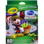 Crayola–minipáginas pour coloriage
