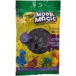 Crayola Model Magic - Sachet individuel 113gr - Pâte à modeler - Noir