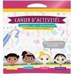 CREATEUR DE GENIE - Ec3213/1web - Cahier D'activité Géant - Stickers - Fille M24
