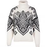 Dale of Norway - Women's Falun Sweater - Pull en laine - XS - white / black