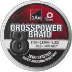 DAM Crosspower 8-Braid Fil de pêche