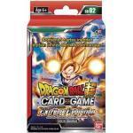 Deck de démarrage Dragon Ball Super Extrême évolution Bandai