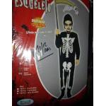 Deguisement Enfant Squelette 10/12 Ans