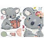 Meubles à motif koalas modernes