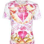 T-shirts Desigual multicolores à manches courtes look fashion pour femme en promo