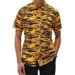 Vêtements Dickies jaunes à motif Afrique à manches courtes pour homme