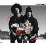 Diesel - ONLY THE BRAVE STREET Eau de Toilette - Contenance : 50 ml