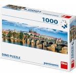 Dino Puzzle Hradcany 1000 pièces