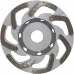 Disque diamant à surfacer - pour béton - 125 mm - Boomerang SIDAMO