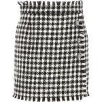 Dolce & Gabbana Jupes Enfant pour Fille Pas cher en Soldes Outlet, Noir, Laine, 2021, 10Y 8Y