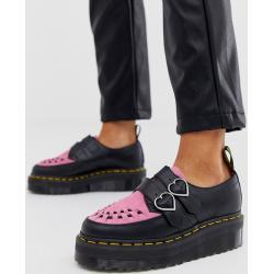 Dr. Martens x Lazy Oaf - Grosses chaussures creepers - Rose