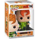 Dragon Ball - Dragon Ball Z - Android 16 - Funko Pop Figurines n°708 - Funko Pop Figurines - pour unisex - multicolored