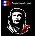 Écussons, Patch Thermocollant Che Guevara