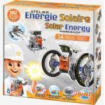 Energie solaire - 14 en 1 BUKI orange
