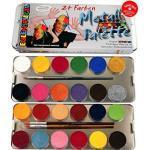 Eulenspiegel L'espiègle 24-Colour Palette en métal