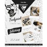 FEELGOOD, Carnet de 20 pages au format 26x21cm - Lettering