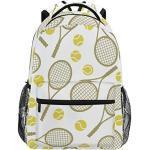 FELIZM Sac à Dos de Sport pour Raquette de Tennis pour garçons et Filles