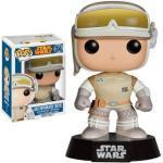 Figurine Funko Pop Star Wars Luke Skywalker (Hoth) 9 cm