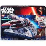 Figurine Star Wars Episode VII - Battle Action Millennium Falcon et ses personnages