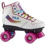 Fila Skates Rofivanwh837000 Roller Quad Femme, Blanc, Taille : 37