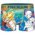 Freegun underwear. - Boxer Freegun Homme Dragonball en Microfibre -Assortiment modèles Photos Selon arrivages- Jui Act3 S