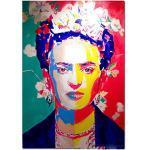 Tableaux rouges Frida Kahlo