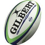 Gilbert Barbarian Ballon de Rugby Bleu 5