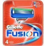Gillette Fusion Remplacement 4 unités