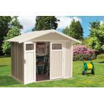 Grosfillex Abri de Jardin PVC Utility 4,9 - 22805138