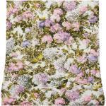 Gucci papier-peint à imprimé végétal - Rose
