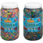 Hama Tw10377684 Set De Deux Pots De Perles À Repasser (Env. 26000)