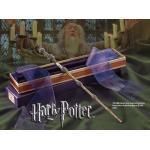 Harry Potter Baguette Magique Dumbledore + Boite Collector Magasin Ollivander's