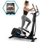 Helix Pro Vélo elliptique Bluetooth Appli volant d'inertie 20 kg