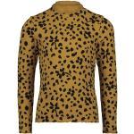 Vêtements Hema jaunes à motif fleurs enfant lavable en machine look fashion