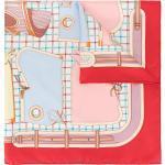 Hermès foulard imprimé pre-owned - Rouge