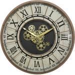Horloge Stella , métal D57 cm