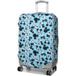 Housse de valise Mickey Minnie M Mickey/Minnie Blue bleu