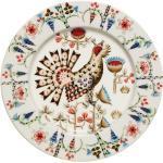 Iittala - Assiette taika siimes plate ø 22 cm, multicolore
