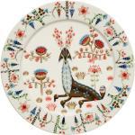 Iittala - Assiette taika siimes plate ø 27 cm, multicolore