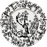 Iittala - Taika Assiette plate Ø 22 cm, noire