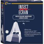 Insect Ecran Moustiquaire Imprégnée Longue Durée Adulte