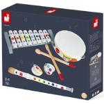 Janod Set d'instruments de musique Confetti 7 pièces